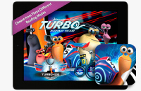 Dreamworks Turbo Movie Storybook